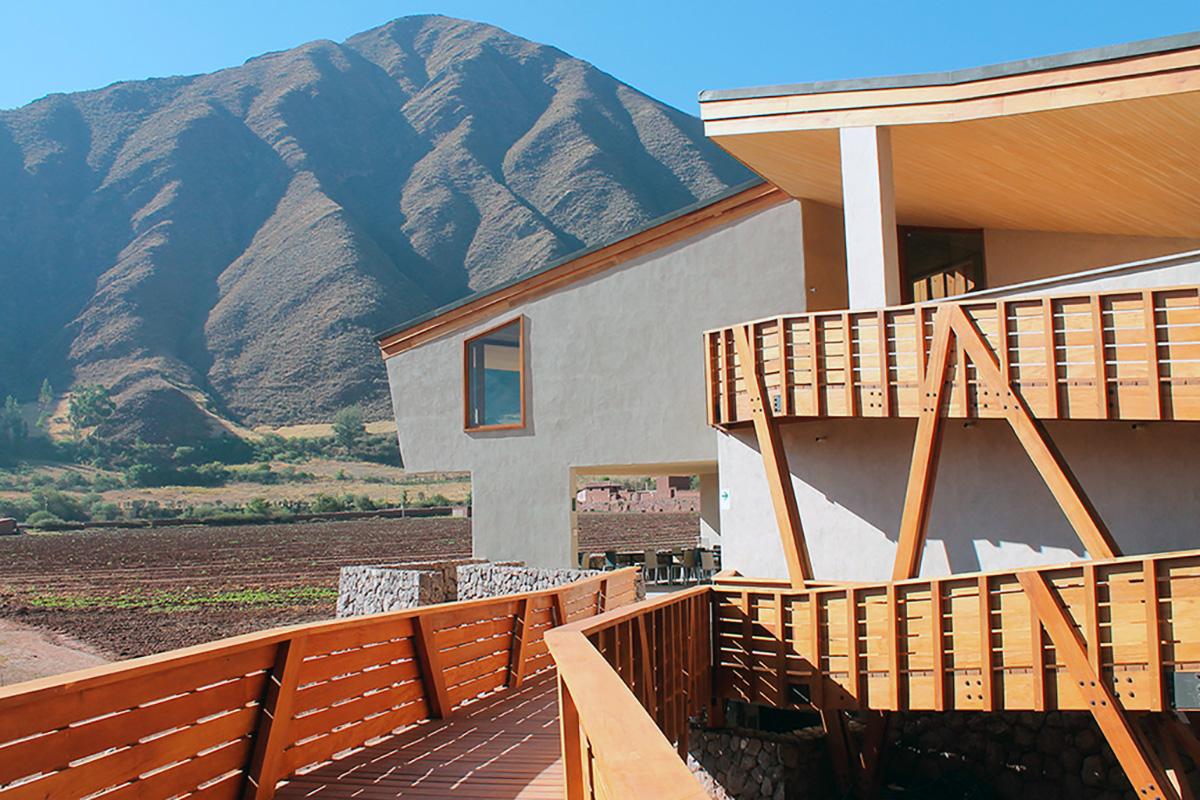 Valle Sagrado de los Incas Hotel Explora