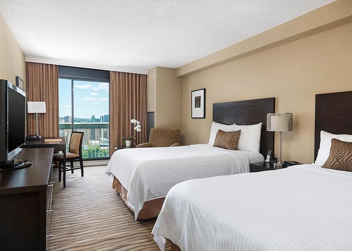 Chelsea Hotel Toronto Canada Habitacion Doble