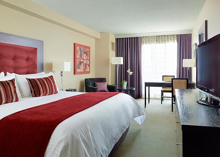 Chelsea Hotel Toronto Canada Habitacion