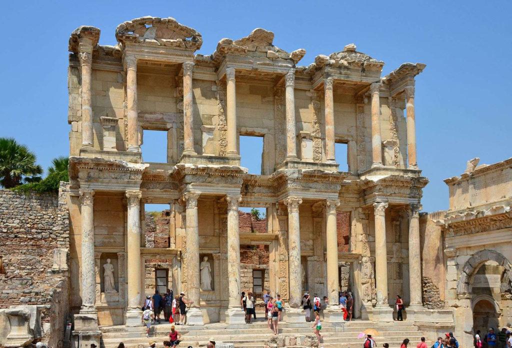Efeso Biblioteca en Turquia