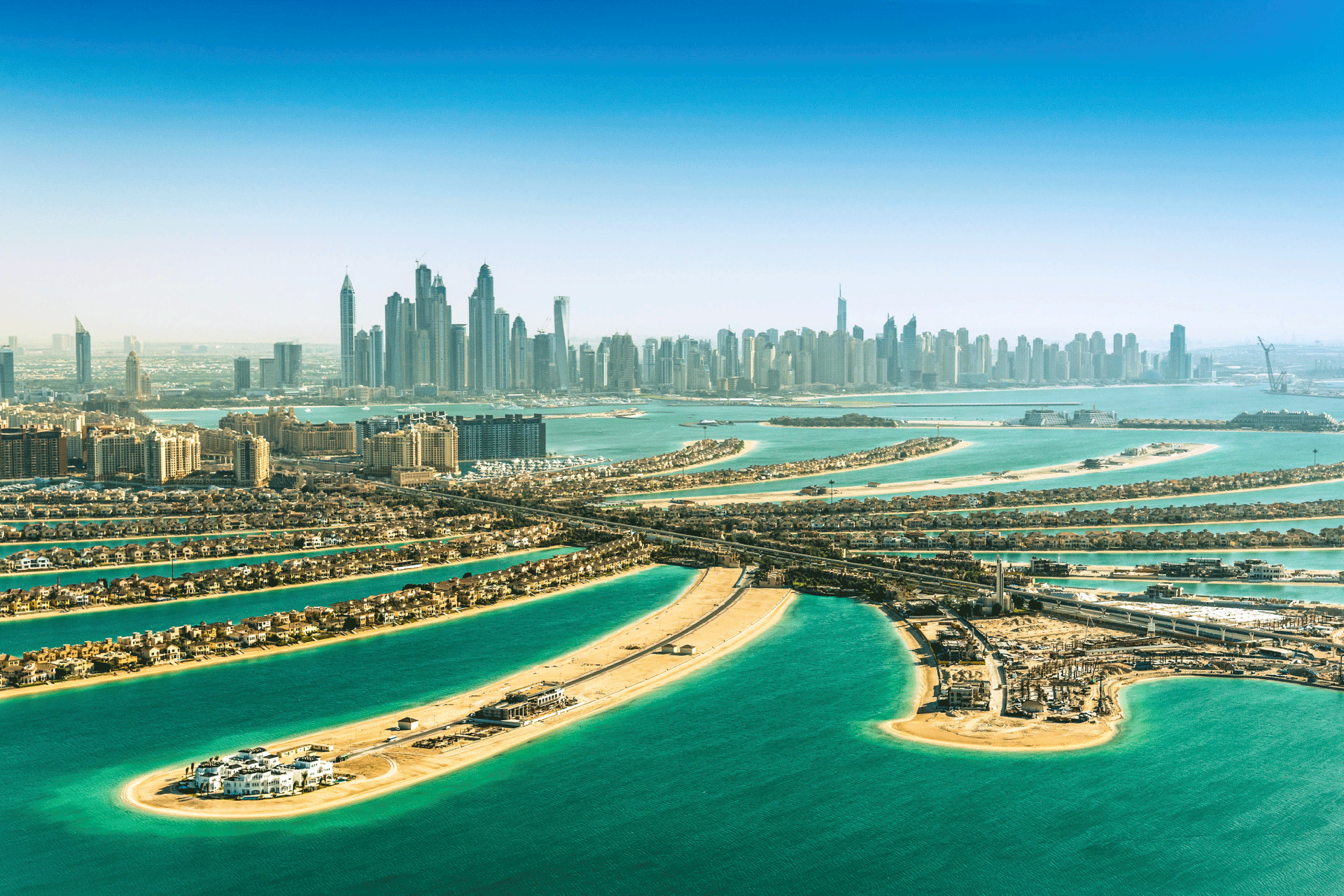 Continente de Asia - Emiratos Arabes Unidos