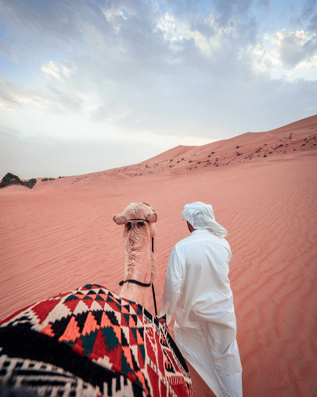 Experiencia Desert Safari en Dubai
