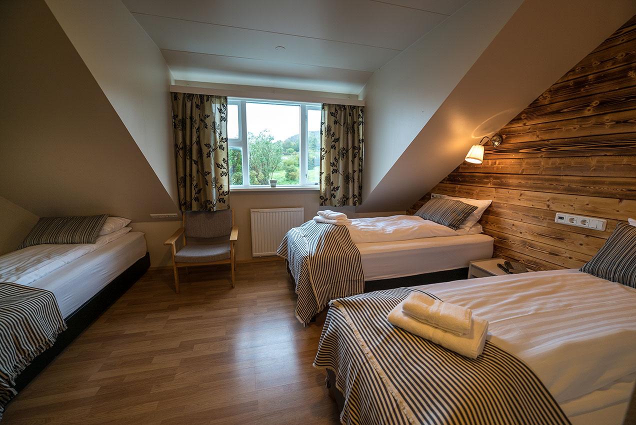 Hotel Blafell Hab Familiar Islandia
