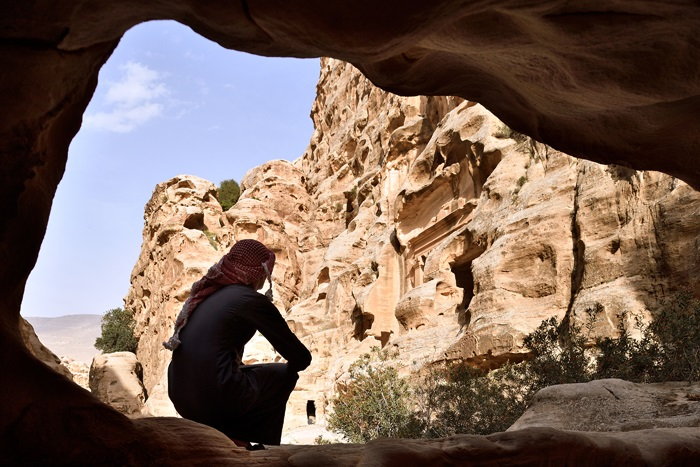 Vista Petra Jordania