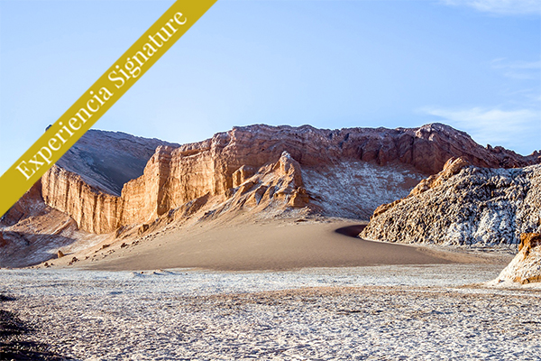 Paquete al desierto de Atacama Anfiteatro san pedro de atacama
