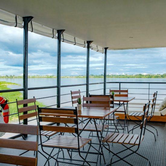 Areas Amazon cruise de La Perla