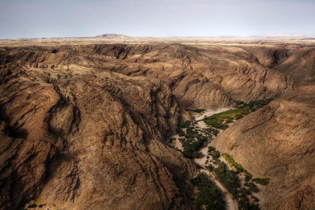 Cañón Kuiseb, Namibia