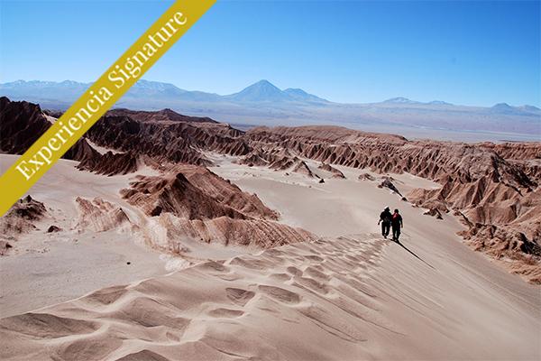Caminata San pedro de Atacama en Chile