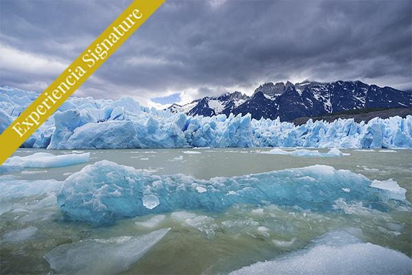 Glaciares Torres del paine Chile
