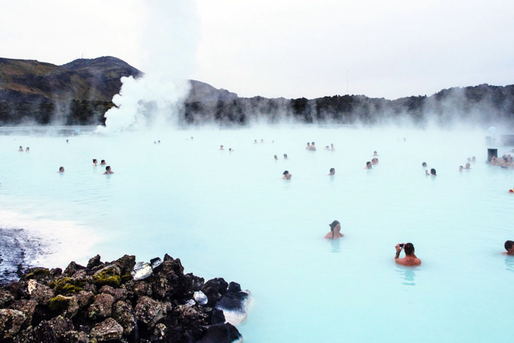 Tours o Paquete en Islandia Laguna Azul Islandia