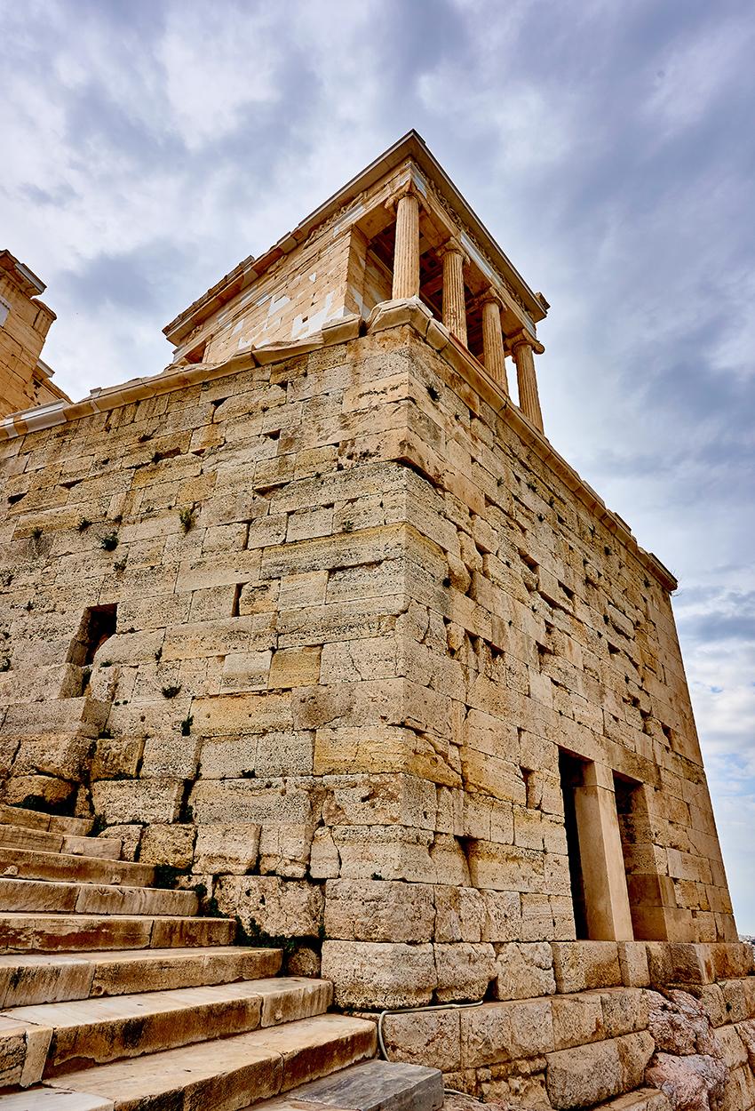Arquitectura arqueológica antigua