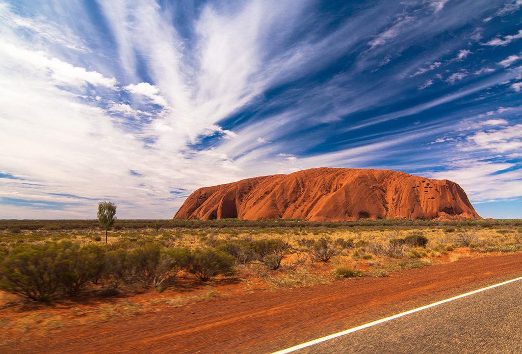 Uluru, Petermann, Australia
