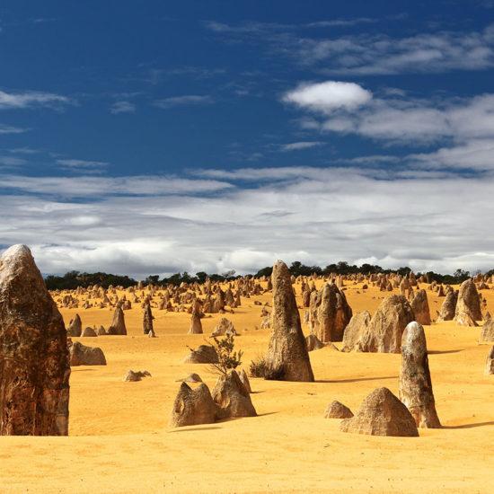 El Desierto de los Pináculos, Cervantes, Australia