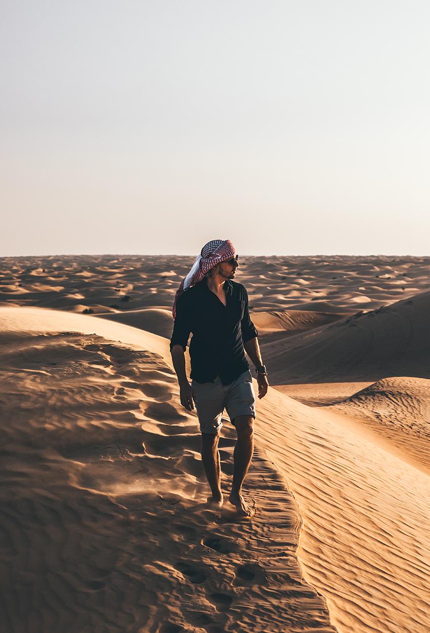 Dubái - Desierto