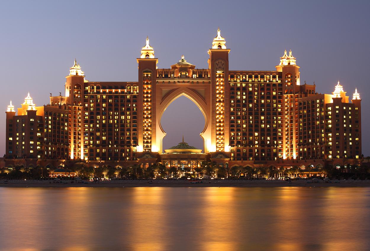 Emiratos Arabes unidos Dubái