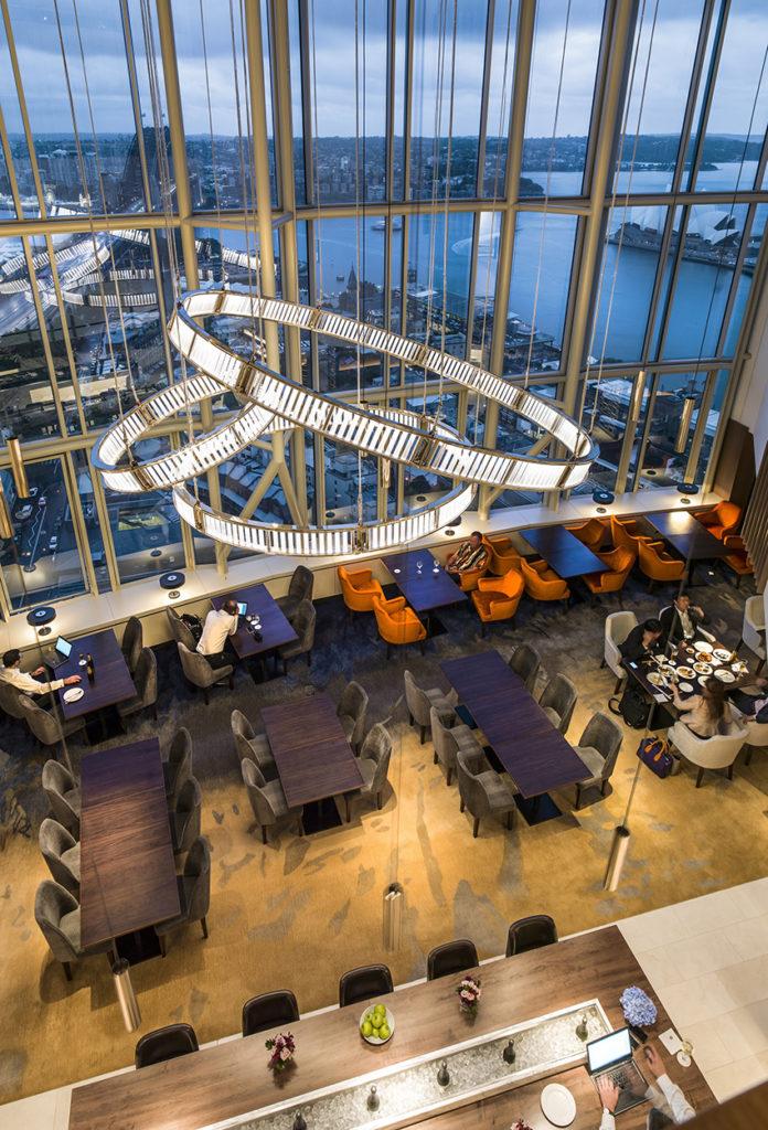 Fotos del Horizon Club Lounge Hotel Shangri Australia