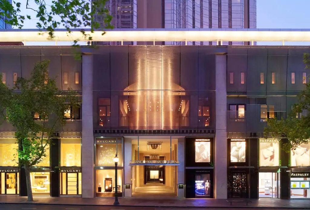 Hotel Grand Hyatt Melbourne