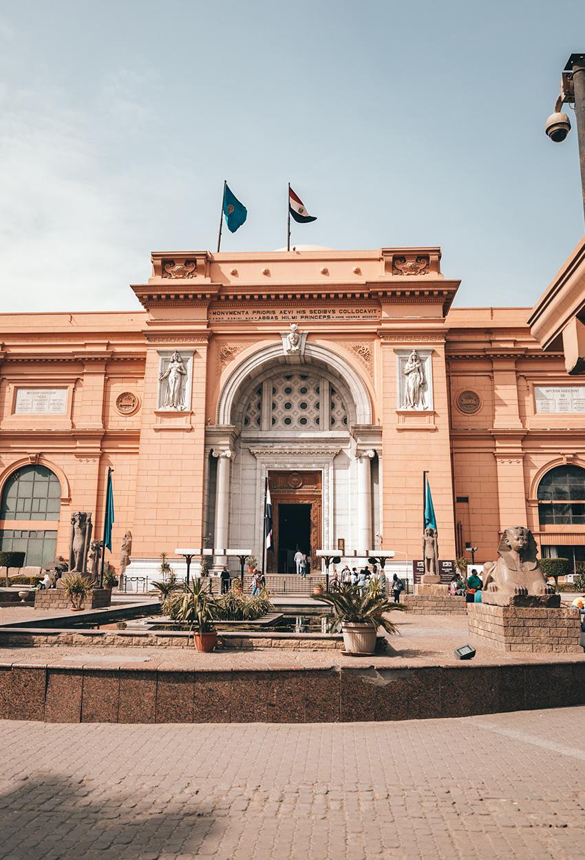 Museo de Egipto El Cairo-Egipto