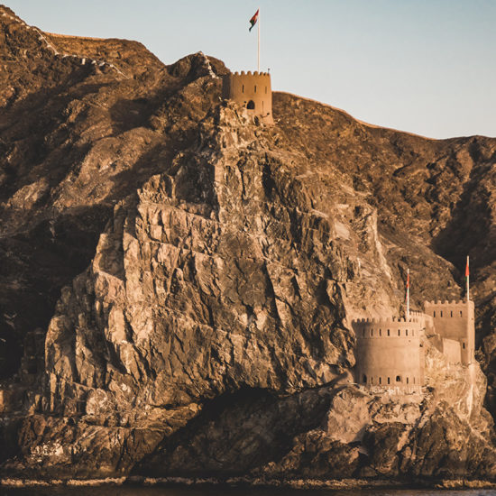 Oman - Castle