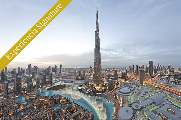 Vista dubái Emiratos Arabes unidos Dubai