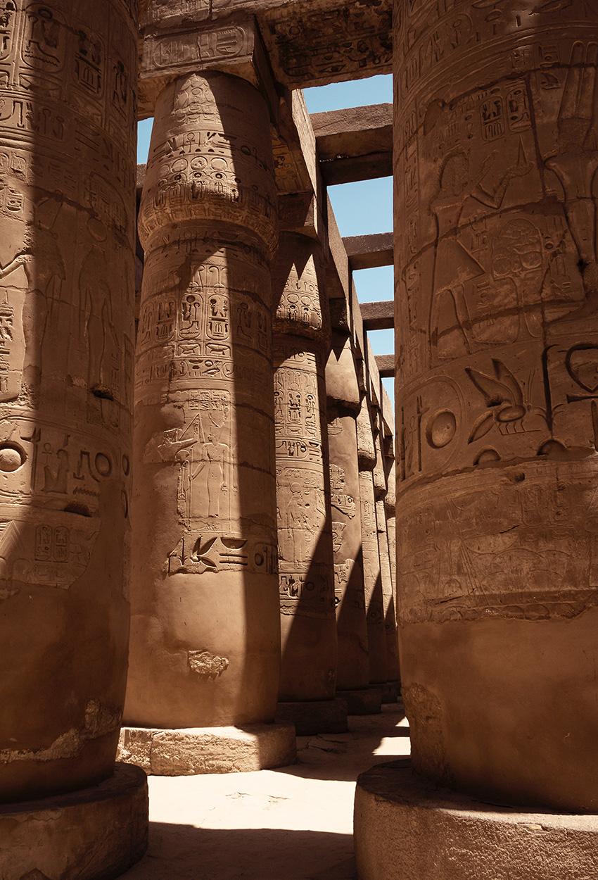 karnak luxor egipto