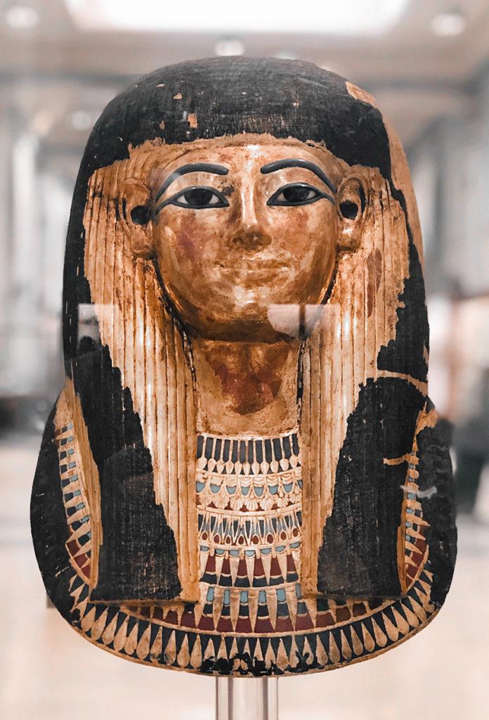 museo en egipto Cairo