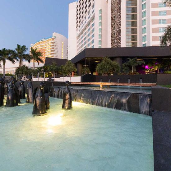 Hotel Melody Maker Cancún Entrada
