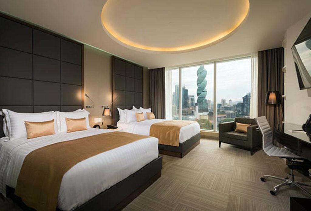 Hotel las americas golden tower Habitacion