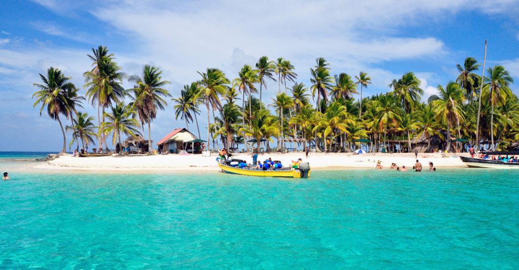 Isla San Blas Panama