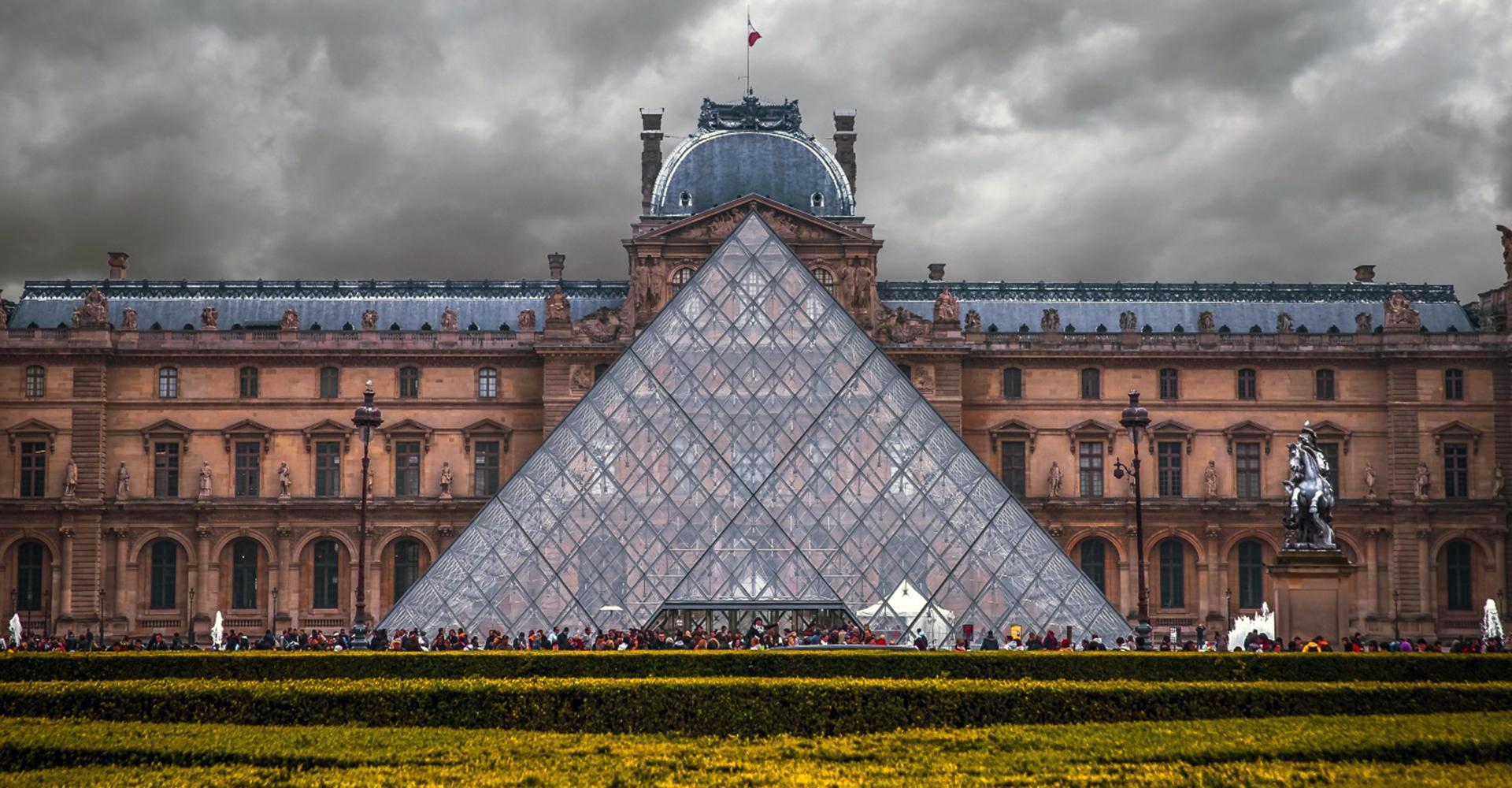 Museo del Louvre Paris en Francia