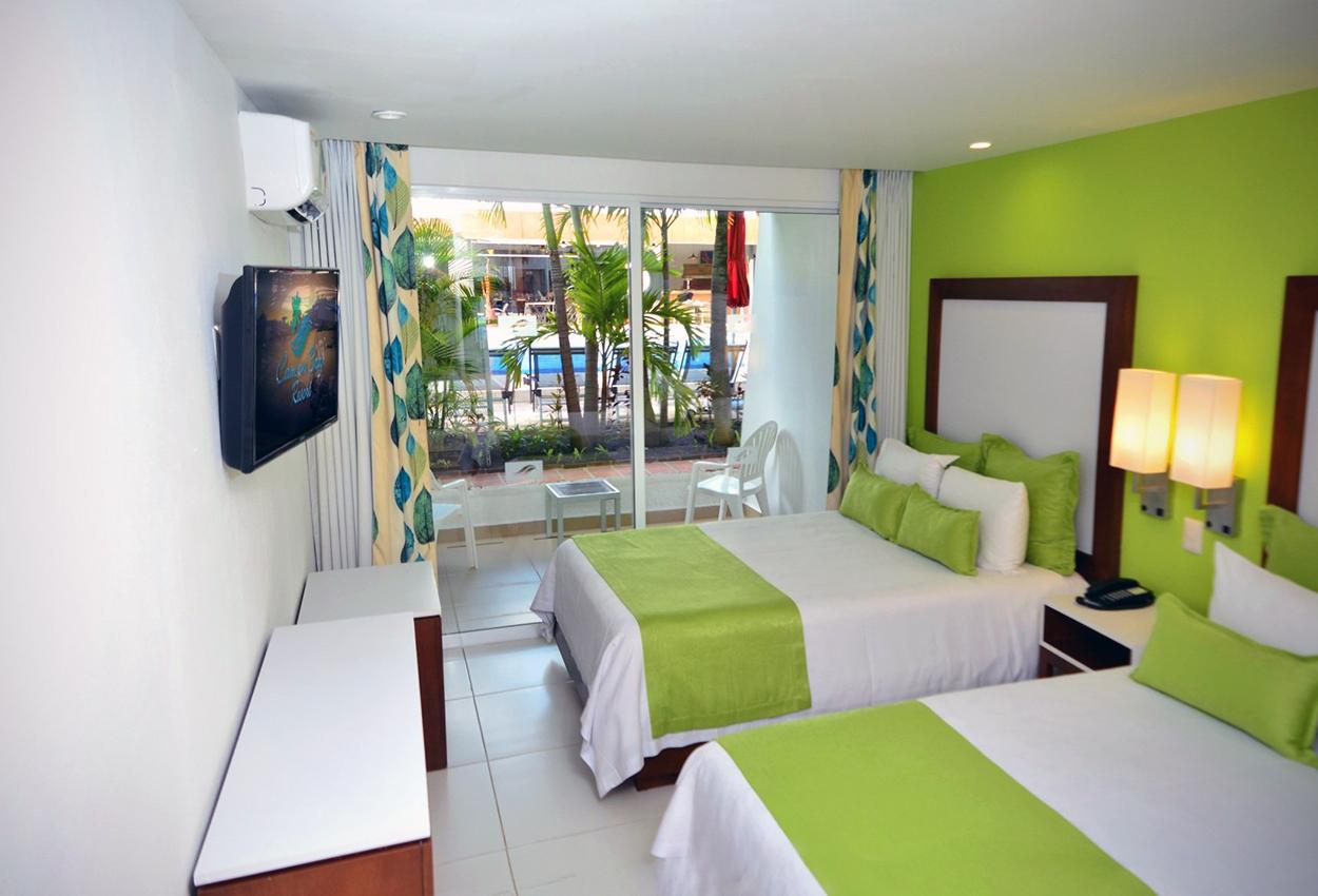cancún bay resort habitacion