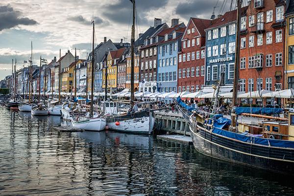 Continente de Europa - Copenhague Dinamarca - ASIVIAJO