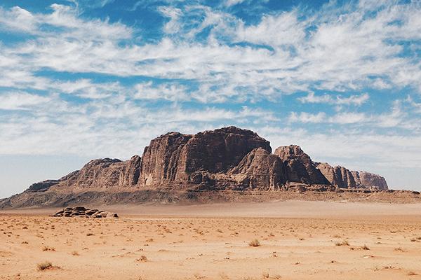 Desierto de Wadi Rum Jordania ASIVIAJO