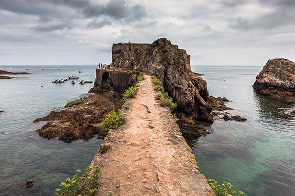 Fuerte Isla de Berlenga Grande Portugal Grupal ASIVIAJO