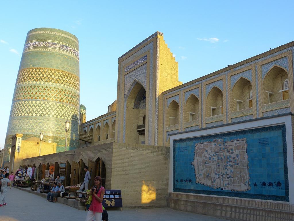 Jiva Uzbekistan