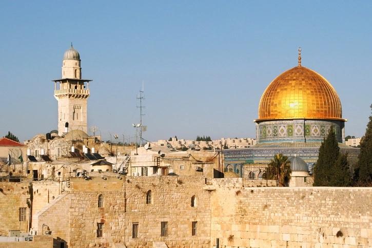 Monte del Templo - Israel