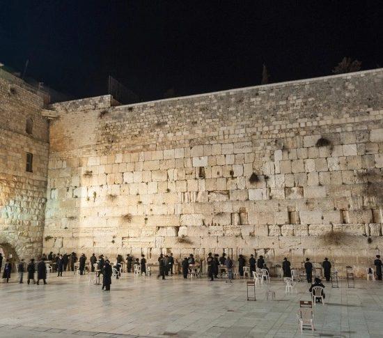 muro de las lamentaciones - Israel