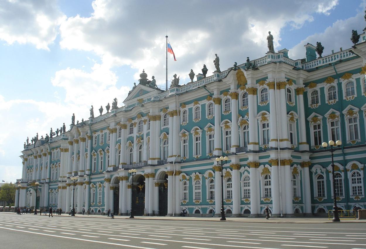 Museo Hermitage San Petersburgo Rusia