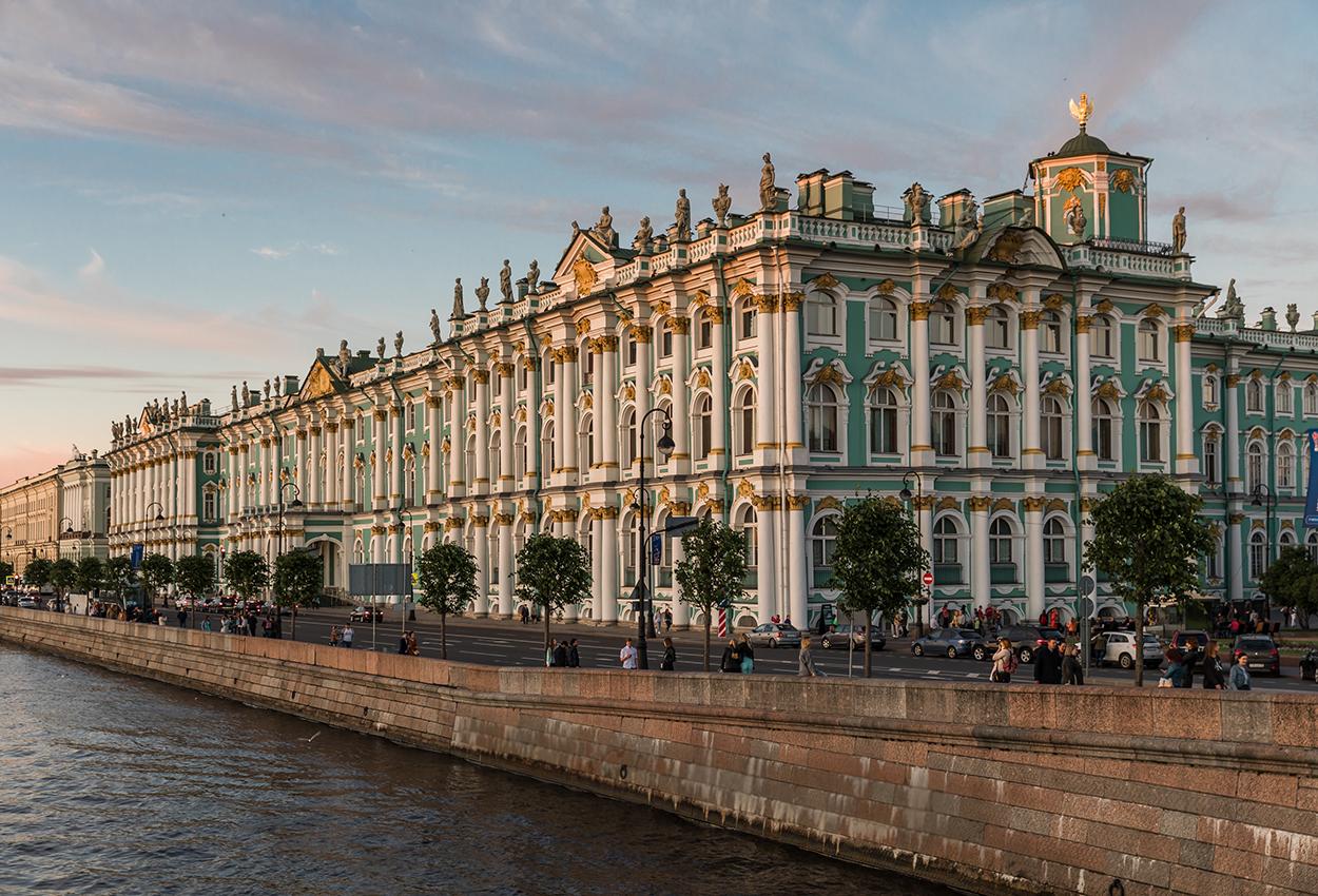 Museo el Hermitage San Petersburgo Rusia