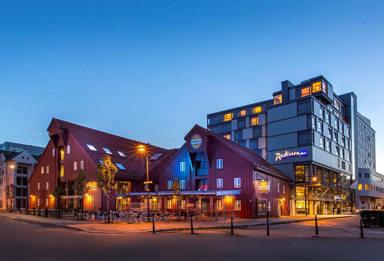 Radisson Blu Hotel Tromso Exterior