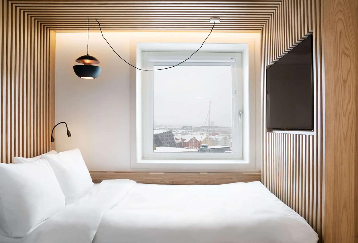Radisson Blu Hotel Tromso Habitacion sencilla
