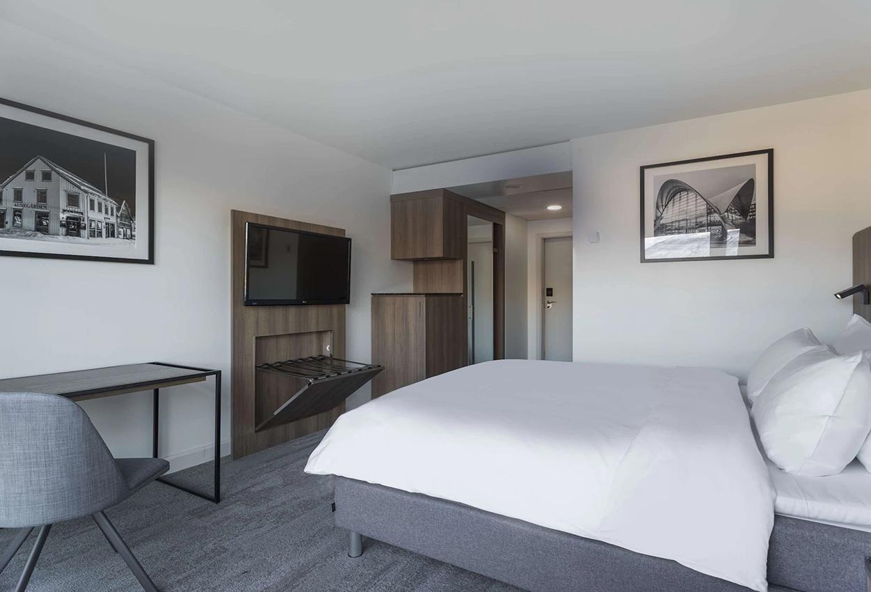 Radisson Blu Hotel Tromso Habitacion superior