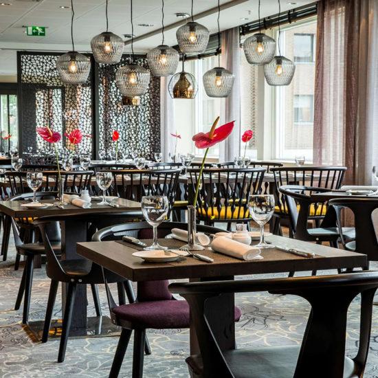 Radisson Blu Hotel Tromso restaurante