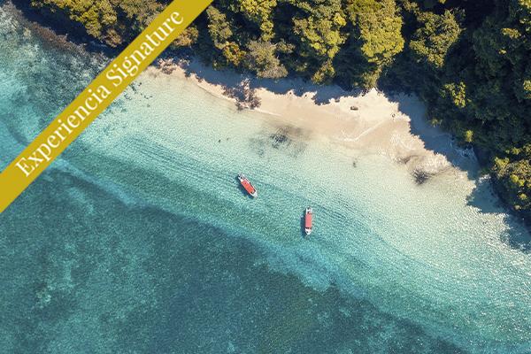 Experiencia en isla Coiba con Mark