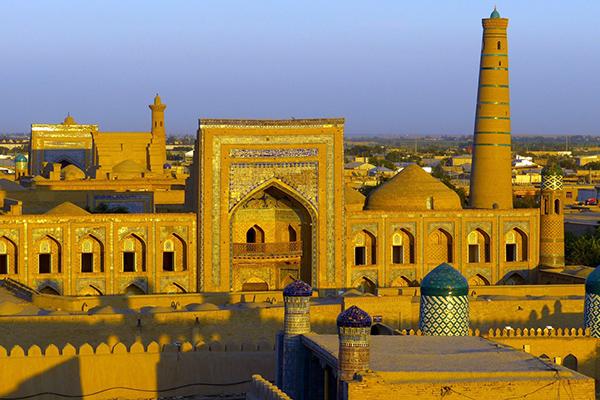Vista Uzbekistan ASIVIAJO