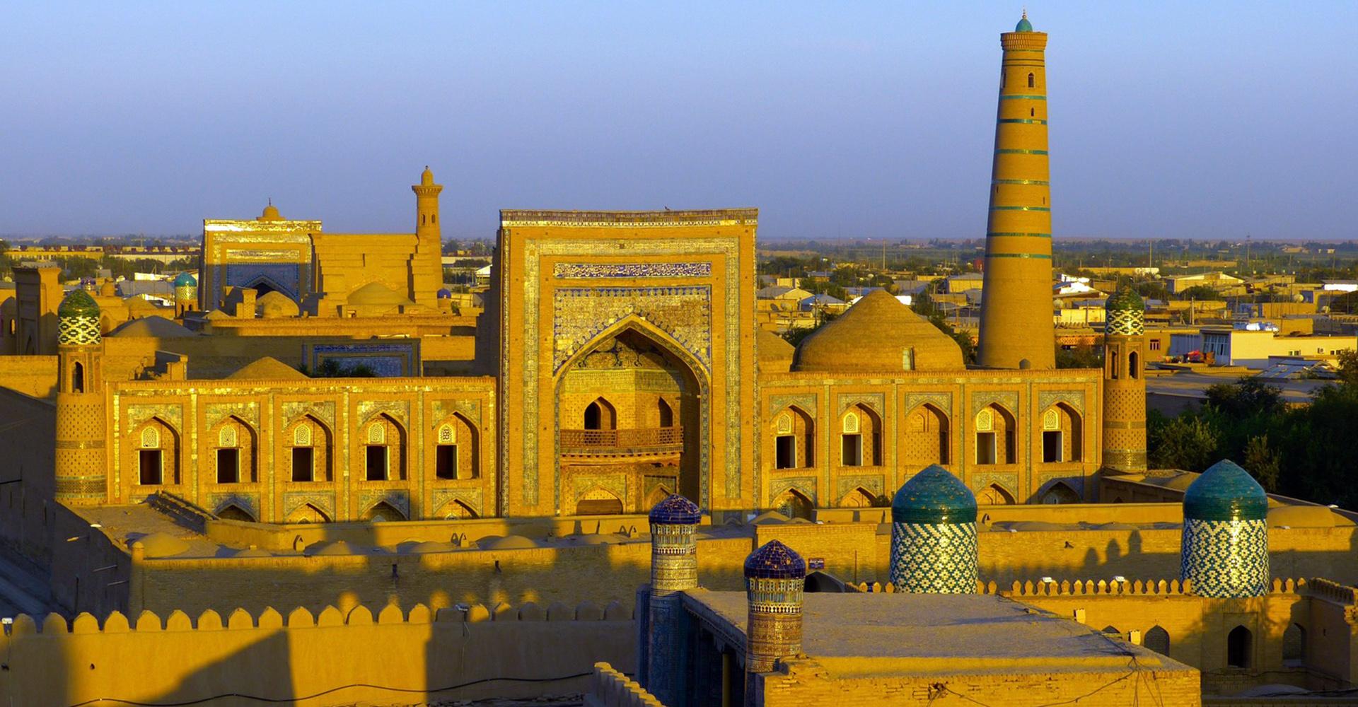 Vista Uzbekistan