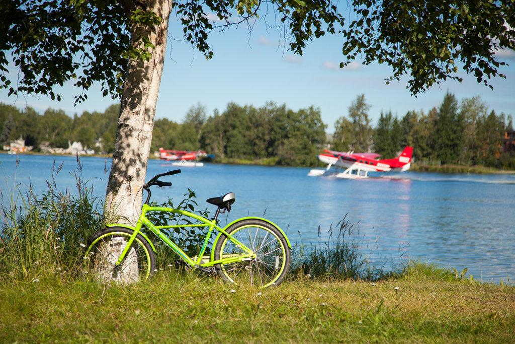 Actividades en Bicicleta Anchorage Canada