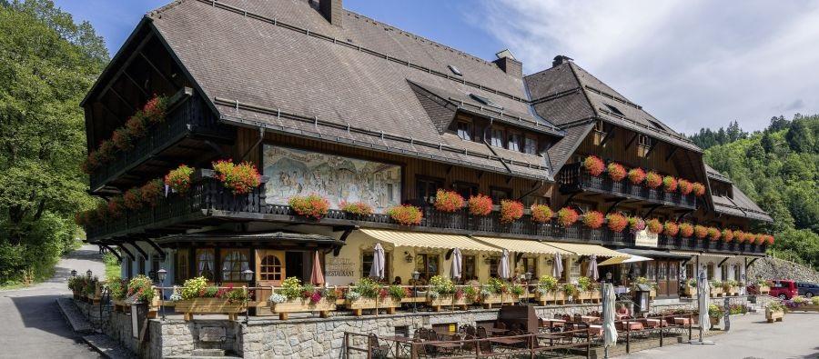 Best Western Hotel Hofgut Sternen Alemania Fachada