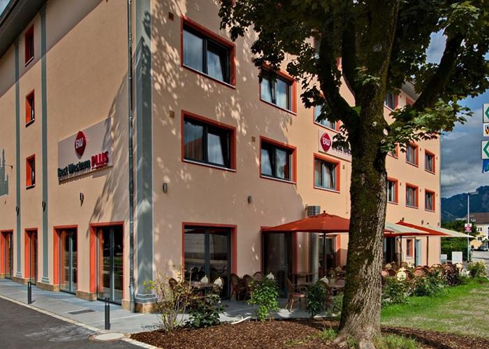 Best Western Plus Hotel Füssen Alemania Fachada