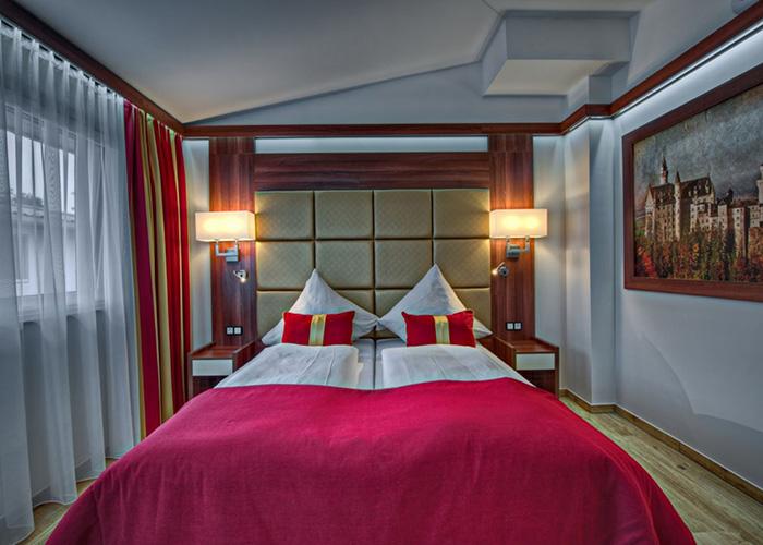 Best Western Plus Hotel Füssen Alemania Hab Sencilla